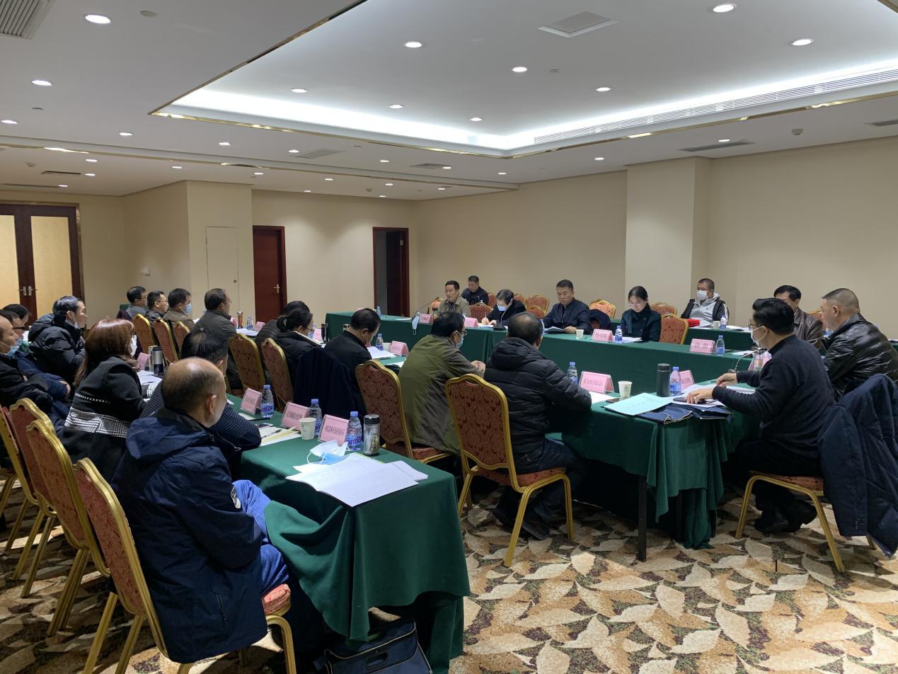 湖北省农机安全生产工作会议在武汉市召开