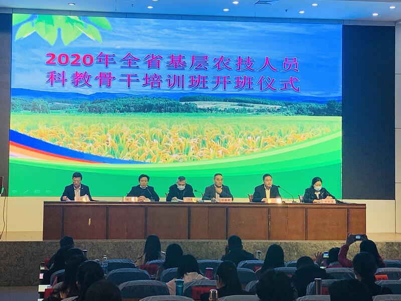 湖北省2020年基层农技人员知识